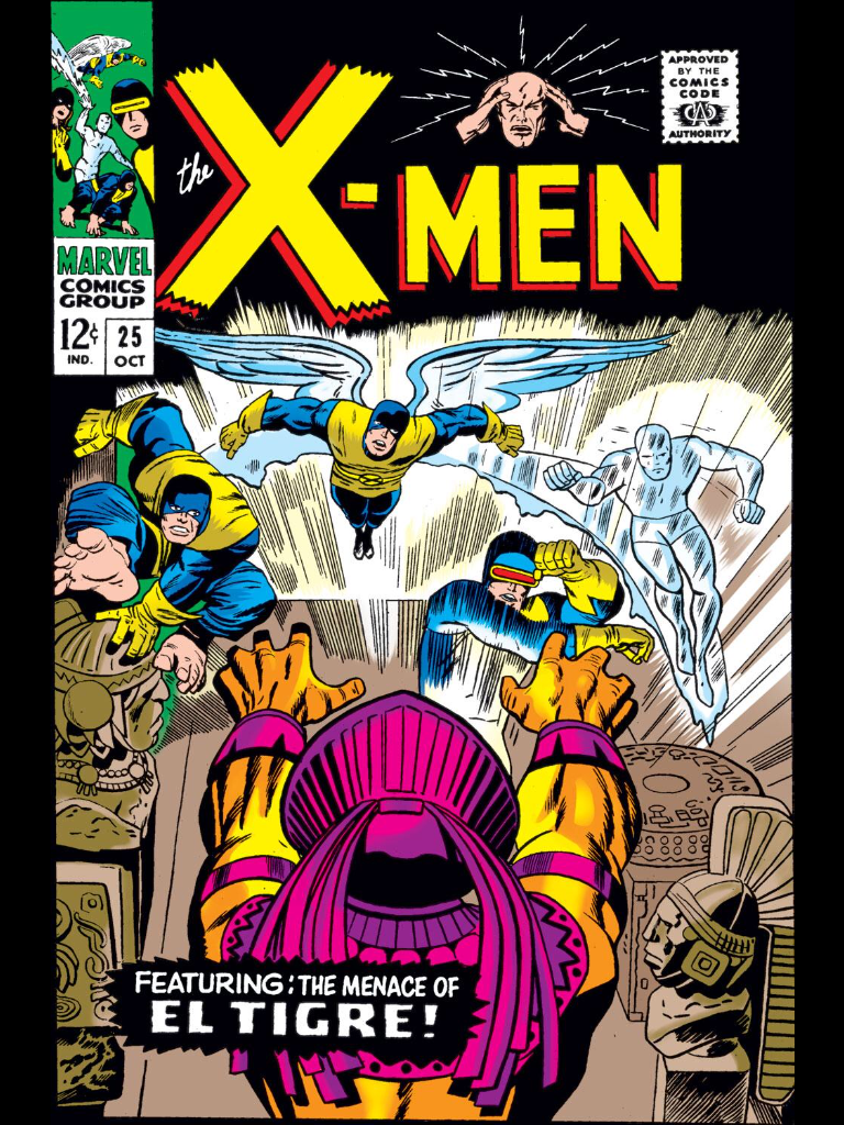 Review Of Men S Health: Review Of Uncanny X-Men Issue #25